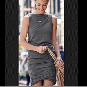 Altheta- Tulip Ruched Knit Dress. Size XSP